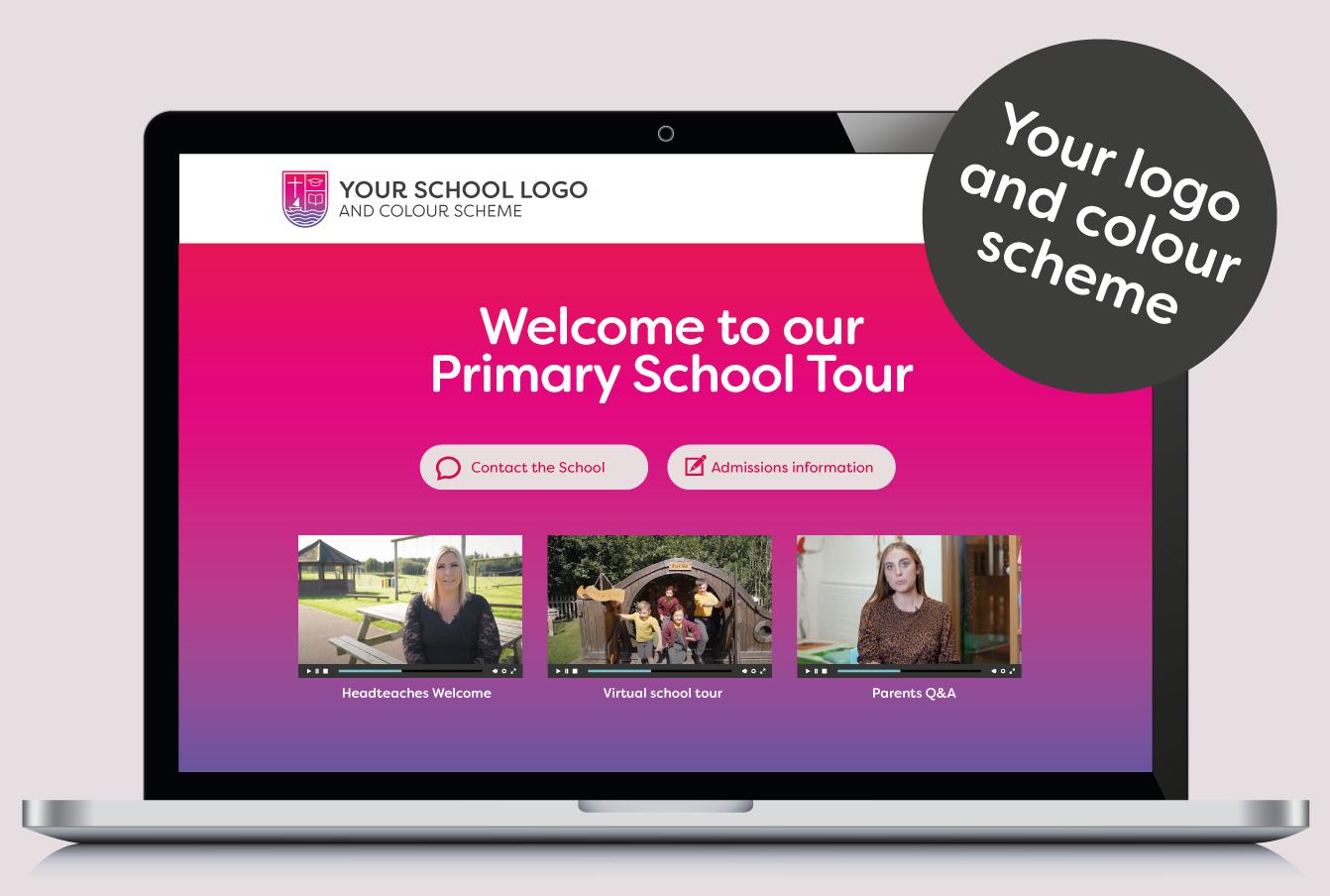 Primary school tour
